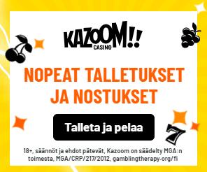 Kazoom netticasino